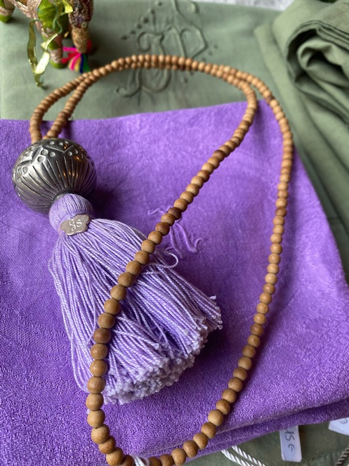 Maharaja Purple necklace